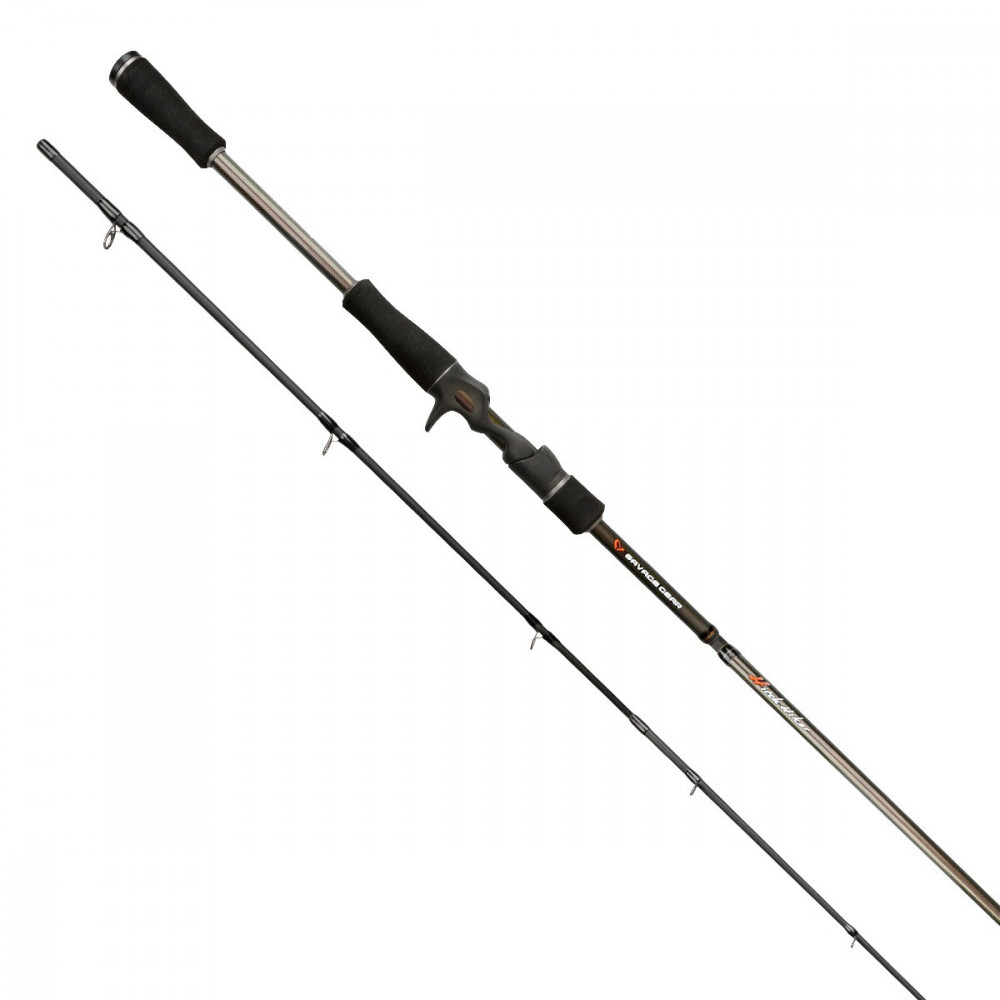Canne Hitch Hiker trigger 213cm 40-80g Savage 2
