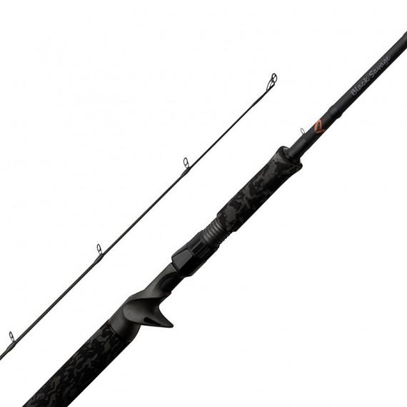 Canne Black Savage Jerk 198cm 60gr Savage