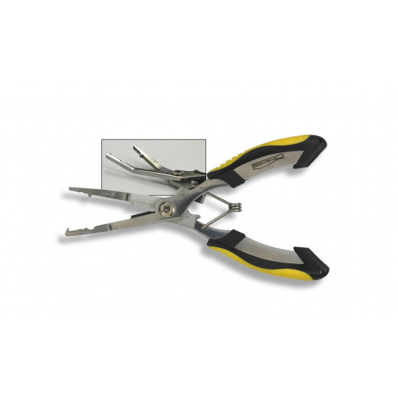 Pince Bent Nose Super cutter Pliers 16cm Spro