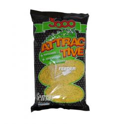 3000 aantrekkelijke Feeder 1kg Sensas
