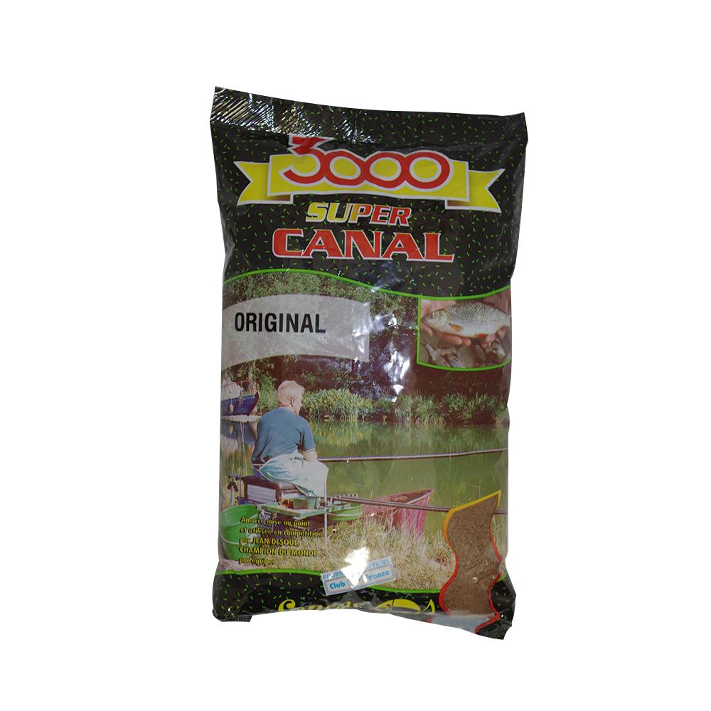 3000 Canal 1kg Sensas 1