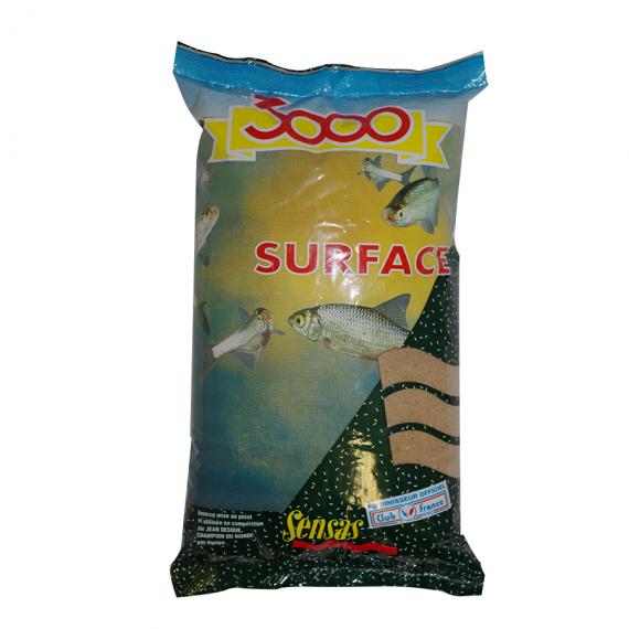 3000 surface 1kg Sensas