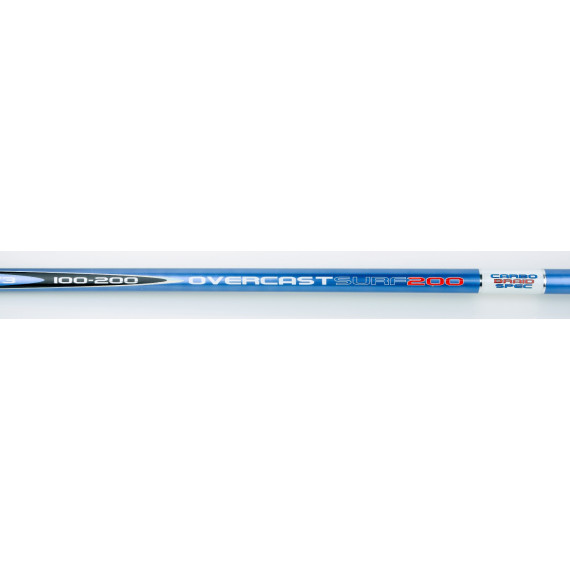 Hengel strandvissen overcast200 420cm 100-200g SPRO 4