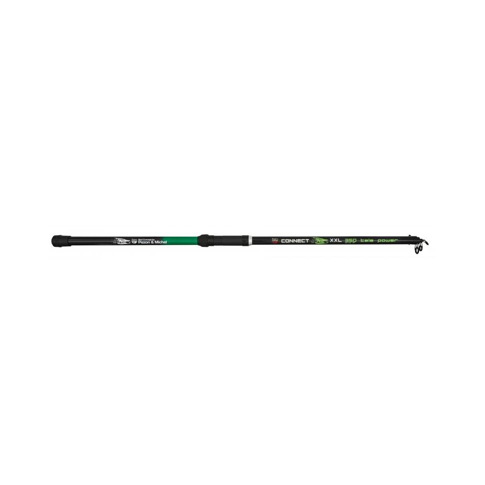 Connectxxl tele Power 350cm (80-150gr) pezon rod 1