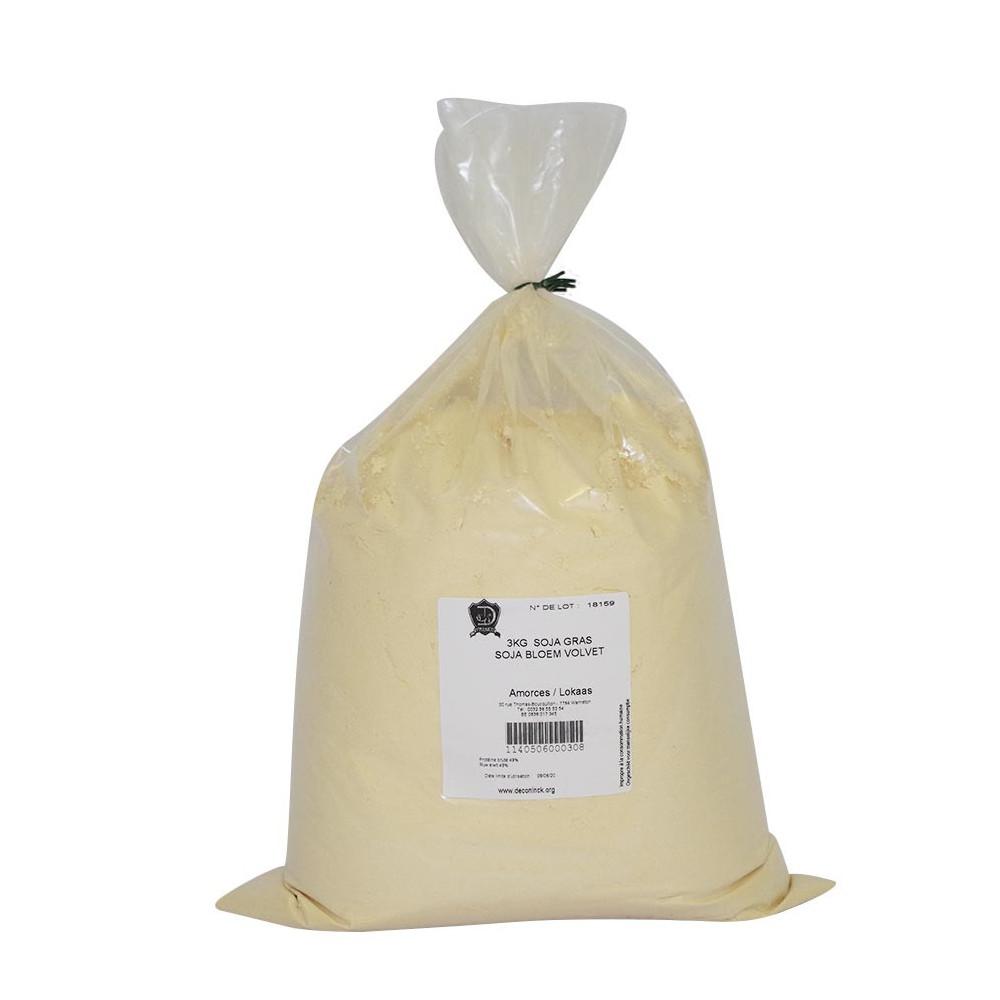 3kg Deconinck fatty soybeans 1