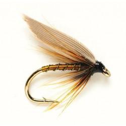 Mouche noye. - winged wets greenwells glory 0117 ham 12