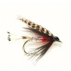 Mouche noye. - winged wets peter ross 0128 ham 10