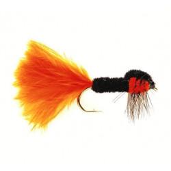 Stream. Vliegvissen en stenen maraboe Orange ham 0471 10