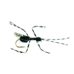 Earth fly. - terrestrials bills Black flying ant 1722