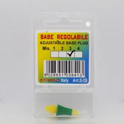 Base reglable 7.2 à 11.5mm Stonfo