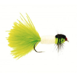 Vliegvissen montana c / snorhaar WTD s10
