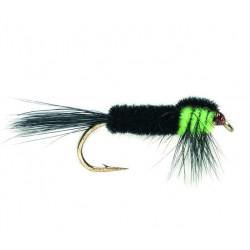 Montana Vliegvissen Green FLST WTD s10