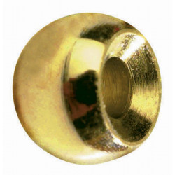Brass balls St gold by 25 Jmc