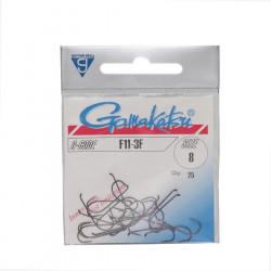 25 vliegvissen haken Gamakatsu f11-3f