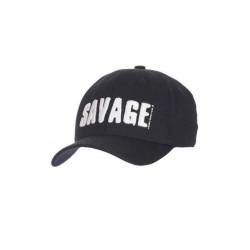 Casquette Savage simple 3d logo