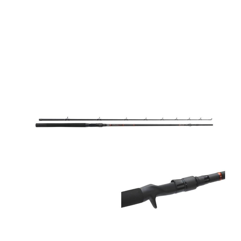 Hengel Traxx r 190cm 50-70gr xxh-jk Baitcasting Mitchell 4