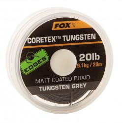 Tresse carpe Fox coretex Tungsten 20lb