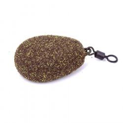 Carp lead Kevin Nash Flat Pear Weed Silt