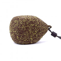 Plomb carpe Kevin Nash dumpy Square Pear weed/silt