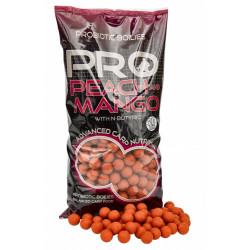Bouillettes Starbaits Probio Peach & Mango 20mm 2.5kg