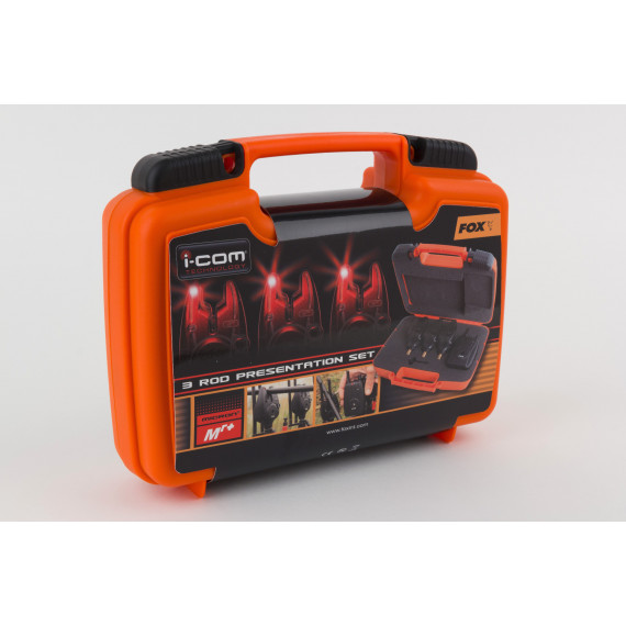 MR box + 4 detectors + Fox central 4