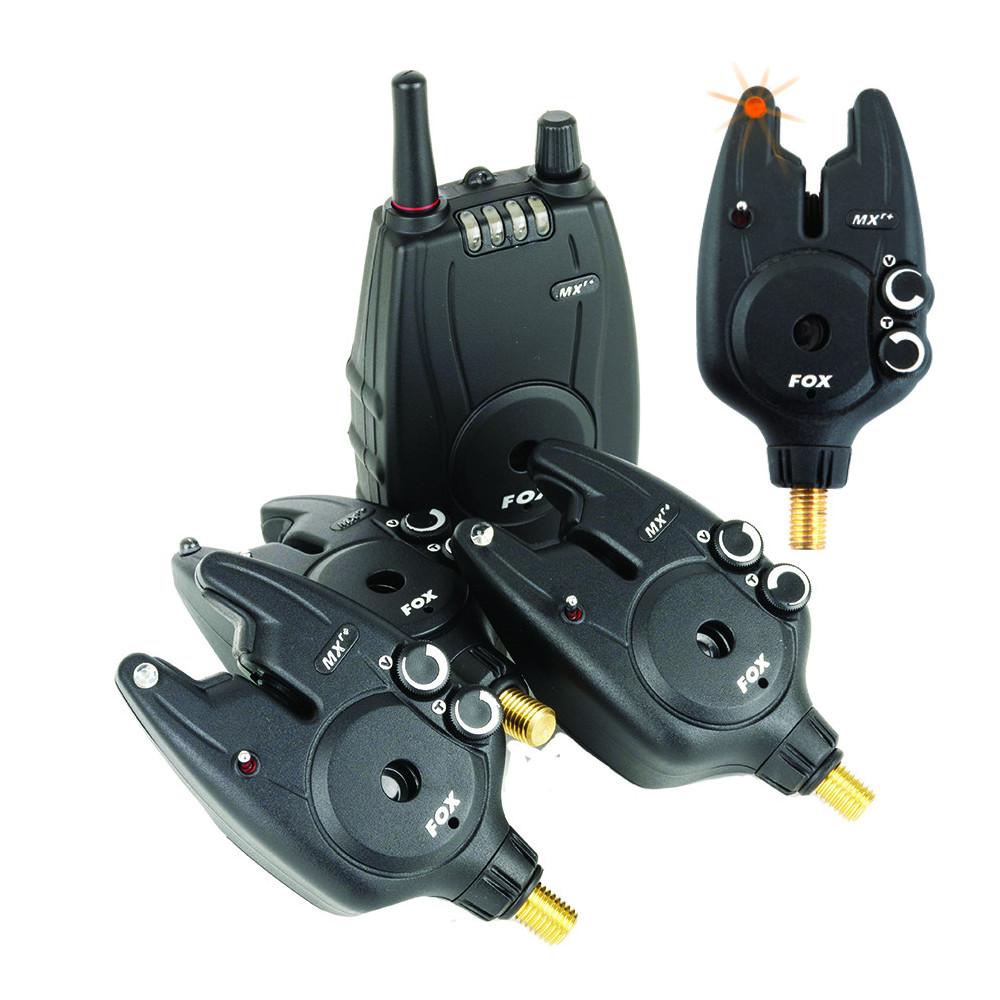 Coffret 4 dÉtecteurs Fox micron mxr+ avec centrale (4 couleurs) Fox 1