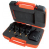 Box of 4 detectors Fox micron mxr + with control unit (4 colors) Fox