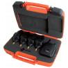 Coffret 4 dÉtecteurs Fox micron mxr+ avec centrale (4 couleurs) Fox