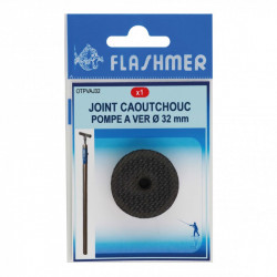 50 mm rubber seal for Flashmer worm pump