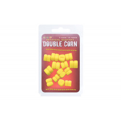 Double Corn Yellow artificial baits by 16