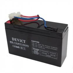 Batterie plomb 6v/10-12a ANATEC