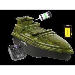 Anatec monohull bait boat s oak lithium battery + brushless motor + de-sr07