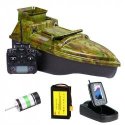 Anatec monohull bait boat lithium oak brushless + alf500 + de + sr