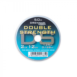 Nylon dubbele sterkte 50m standaard Drennan