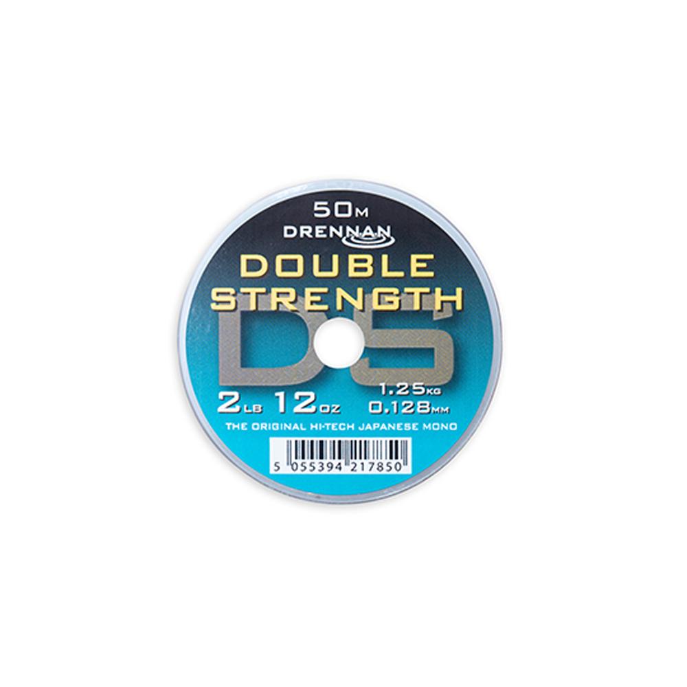 Nylon Double strength 50m std Drennan 1