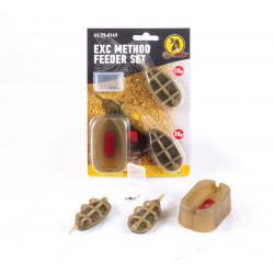 Exc Method Feeder Set Extra Carp