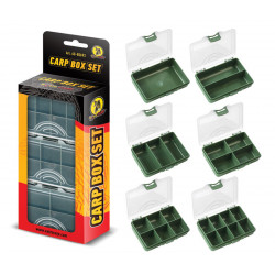 Carp Box Set Extra Carp