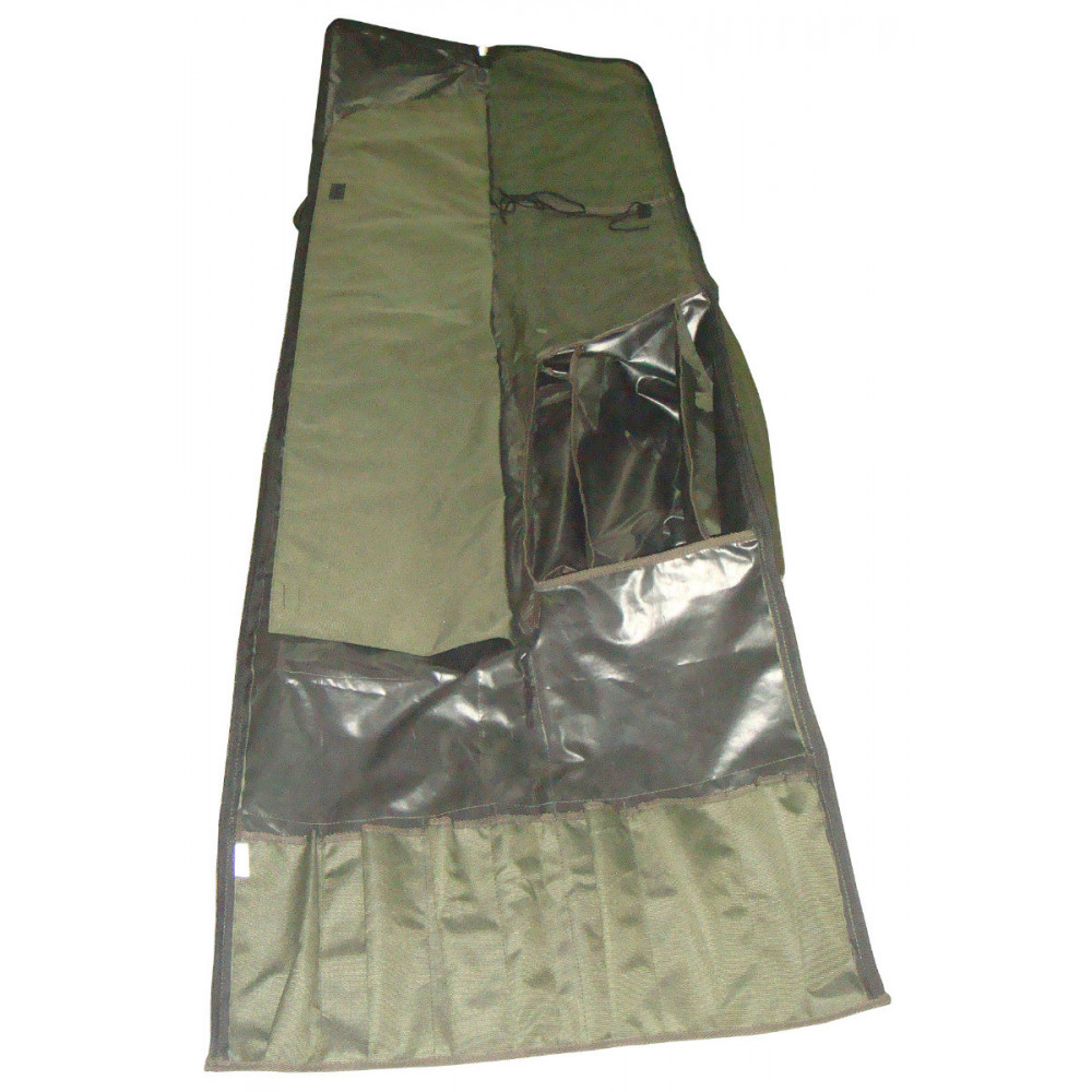 Foudraal karper Standard 3 hengel 13ft Dk aan te pakken 1