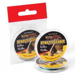 Braid Extra Carp 10m Dynatec Leader
