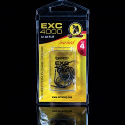 Hameçons EXC 4000 Extra Carp par 10