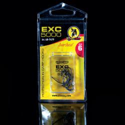EXC 5000 Extra Carp hooks per 10
