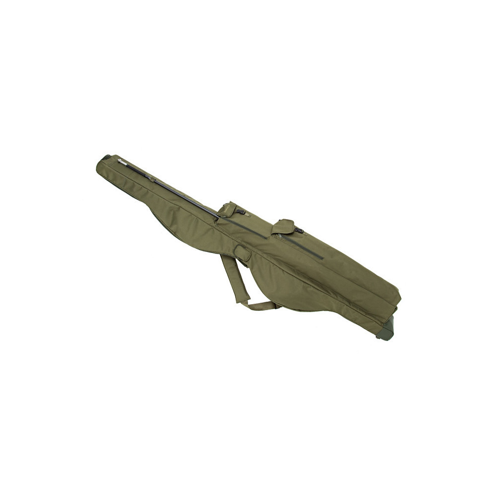Foudraal drie hengels NxG Compact Sleeve 12ft Trakker 1