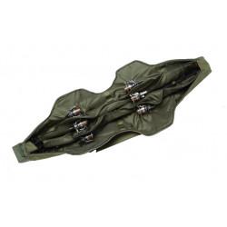 Foudraal 5 hengels nxg Compact Sleeve 13ft Trakker