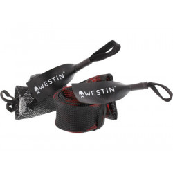Chaussette De Protection 170cm noir - rouge Westin Rod Cover Spin
