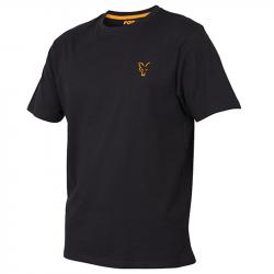 T-Shirt Collection Black Orange Fox