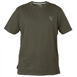 T-Shirt Collection Green Silver Fox