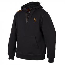Sweat Collection Orange Black Hoodie Fox