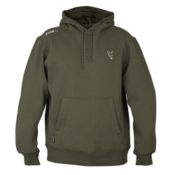 Sweat Hoody Collection Green Silver Fox
