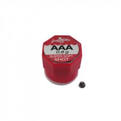English lead box One Shot AAA 0.80gr Dinsmore