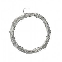 Catfish Tying Cable Madcat A Static Deadbait Wrapping Wire 5m
